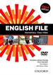Portada del libro English File 3rd Edition Elementary. Class DVD