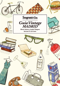 Books Frontpage Seagram's Gin.  Guía Vintage MADRID