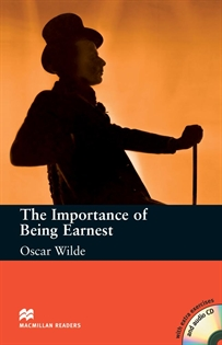 Books Frontpage MR (U) Importance of Being Earnest Pk