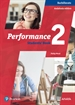 Portada del libro Performance 2 Student's Book Pack (Andalusia)