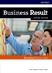 Front pageBusiness Result Elementary. Teacher's Book 2nd Edition