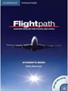 Front pageFlightpath Aviation English for Pilots and ATCOs Student's Book with Audio CDs (3) and DVD