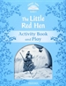 Front pageClassic Tales 1. The Little Red Hen. Activity Book and Play