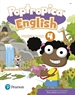 Portada del libro Poptropica English 4 Pupil's Book Pack
