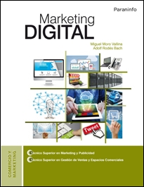 Books Frontpage Marketing digital