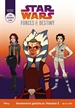 Portada del libro Star Wars. Forces of Destiny. Aventureras galácticas. Volumen 2
