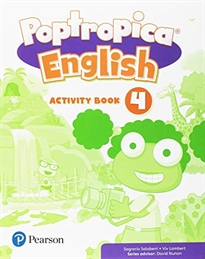Books Frontpage Poptropica English 4 Activity Book Pack