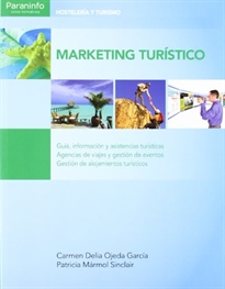 Portada del libro Marketing turístico