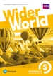 Portada del libro Wider World Starter Workbook with Extra Online Homework Pack