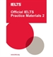 Portada del libro Official IELTS Practice Materials 2 with DVD
