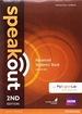 Portada del libro Speakout 2nd Edition Extra Advanced Students Book/DVD-ROM/MyLab/Study Booster Spain Pack REVISED