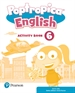 Portada del libro Poptropica English 6 Activity Book