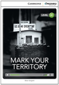 Books Frontpage Mark Your Territory Intermediate Book with Online Access