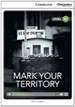 Portada del libro Mark Your Territory Intermediate Book with Online Access