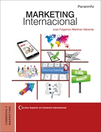 Portada del libro Marketing internacional
