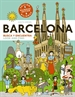 Portada del libro Barcelona. Busca y encuentra. Look and find
