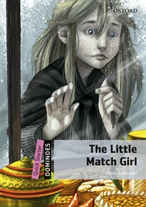 Books Frontpage Dominoes Quick Starter. The Little Match Girl MP3 Pack