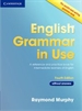 Portada del libro English Grammar in Use without Answers 4th Edition