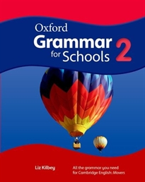 Books Frontpage Oxford Grammar for Schools 2. Student's Book + DVD-ROM