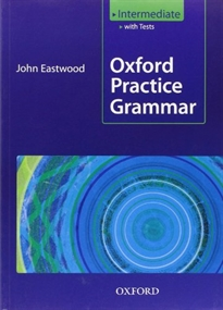 Books Frontpage Oxford Practice Grammar Intermediate without Key
