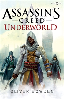 Books Frontpage Assassin's Creed Underworld