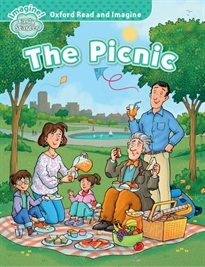Portada del libro Oxford Read and Imagine Early Starter. The Picnic