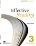 Portada del libro EFFECTIVE READING 3 Int Sb