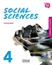 Portada del libro New Think Do Learn Social Sciences 4. Activity Book (Madrid Edition)
