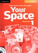 Portada del libro Your Space Level 1 Workbook with Audio CD