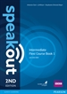 Front pageSpeakout Intermediate 2nd Edition Flexi Coursebook 1 Pack