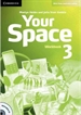 Portada del libro Your Space Level 3 Workbook with Audio CD