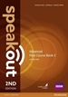 Portada del libro Speakout Advanced 2nd Edition Flexi Coursebook 2 Pack