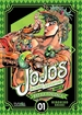 Portada del libro Jojo's Bizarre Adventure Parte 1: Battle Tendency 1