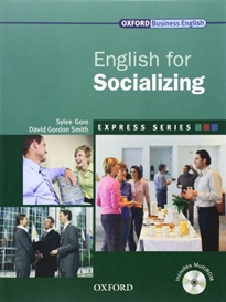 Books Frontpage English for Socializing