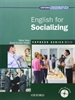 Portada del libro English for Socializing