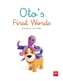 Portada del libro Oto's First Words