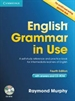 Portada del libro English Grammar in Use with Answers and CD-ROM 4th Edition
