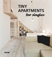 Portada del libro Tiny Apartments for Singles