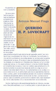 Books Frontpage Querido H.P. Lovecraft