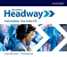 Portada del libro New Headway 5th Edition Intermediate. Class CD (3)
