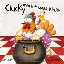 Portada del libro Clucky and the Magic Kettle