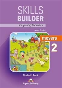 Books Frontpage Skills Builder For Young Learners Movers 2 Student's Book