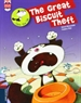 Portada del libro The Great Biscuit Theft