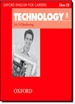 Portada del libro Technology 1. CD