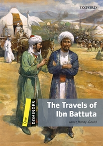 Books Frontpage Dominoes 1. The Travels of Ibn Battuta MP3 Pack