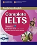Portada del libro Complete IELTS Bands 5-6.5 Student's Pack (Student's Book with Answers with CD-ROM and Class Audio CDs (2))