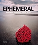 Portada del libro EPHEMERAL. Exhibitions, advertising, events, shows.