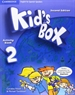 Front pageKid's Box for Spanish Speakers  Level 2 Activity Book with CD-ROM and Language Portfolio 2nd Edition