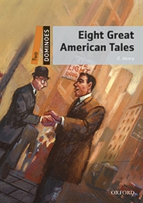 Portada del libro Dominoes 2. Eight Great American Tales MP3 Pack