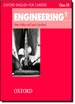 Portada del libro Engineering 1. Class CD